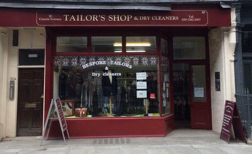tailorshopfront
